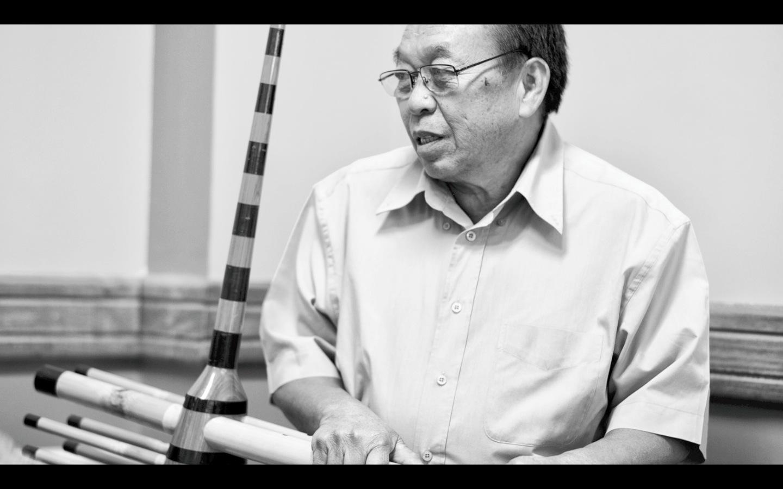 Le kenj ou le roseau chantant des Hmong