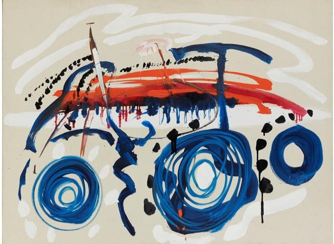 Brest : Art abstrait & Charles Estienne | 13 juillet – 7 novembre 2011