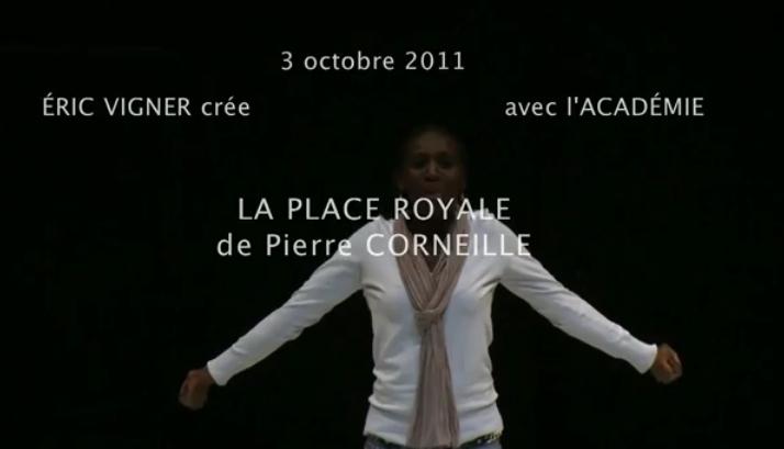 Corneille & Vigner ></noscript> La place royale   3-18 octobre : Brest