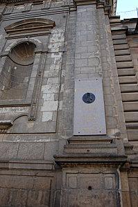 Plaque Chateaubriand Toussaint REnnes