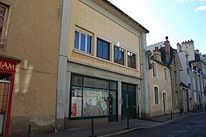 Rennes rue des Carmes