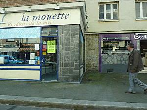 la mouette, rue saint hélier