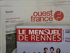 Rennes magazine