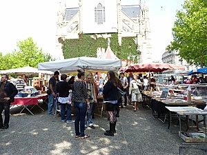 place Sainte-Anne Rennes