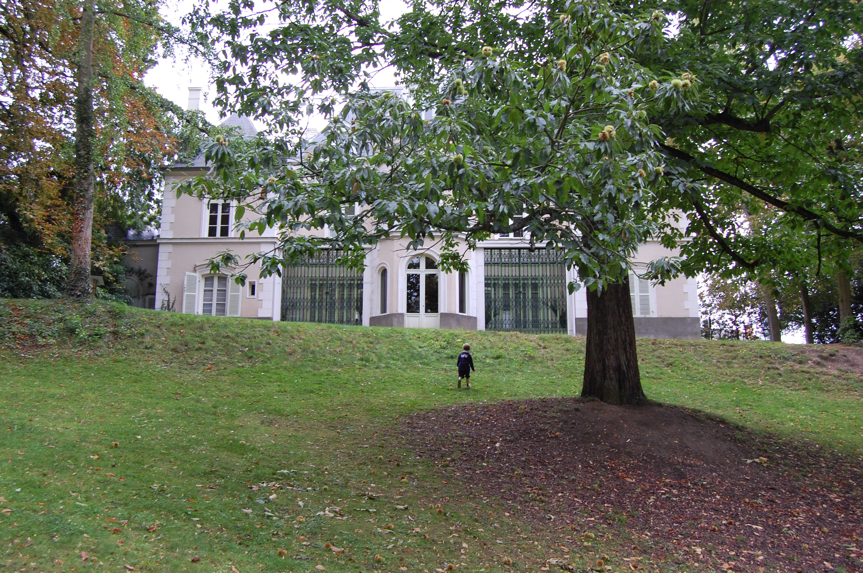 Le parc des tanneurs un jardin romantique oubli unidivers - Jardin romantique definition nantes ...