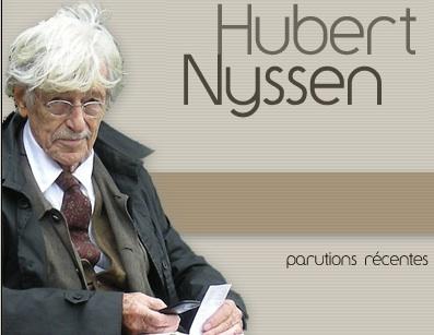 Hubert Nyssen titre