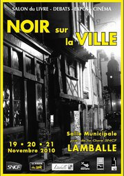 Noir sur la ville Lamballe