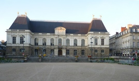 parlement rennes