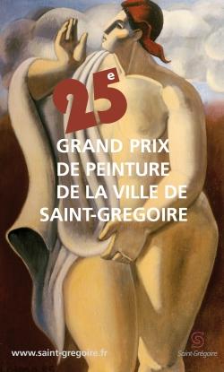 Saint Grégoire Prix de la pienture
