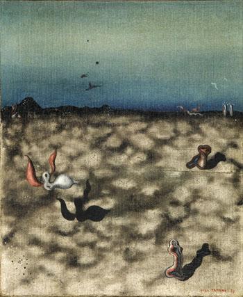 Yves Tanguy, Sans titre (1927)