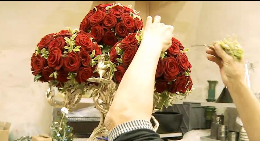 roses elysée