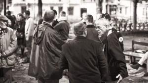 Unidivers : manifestation intégristes de droite et fascistes de gauche