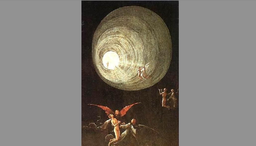 L'Ascension vers l'Empyrée, Jerome Bosch