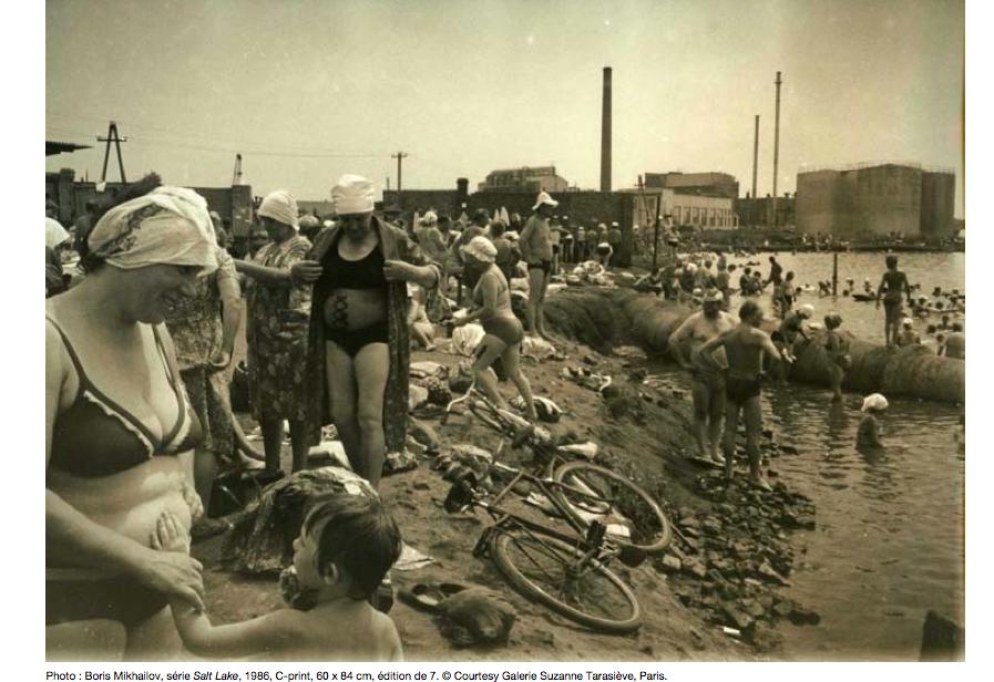 Salt lake à la Criée ></noscript> Le corps soviétisé