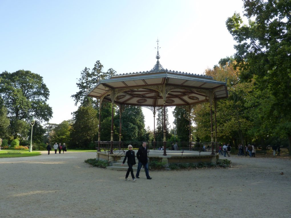 Kiosque du Thabor