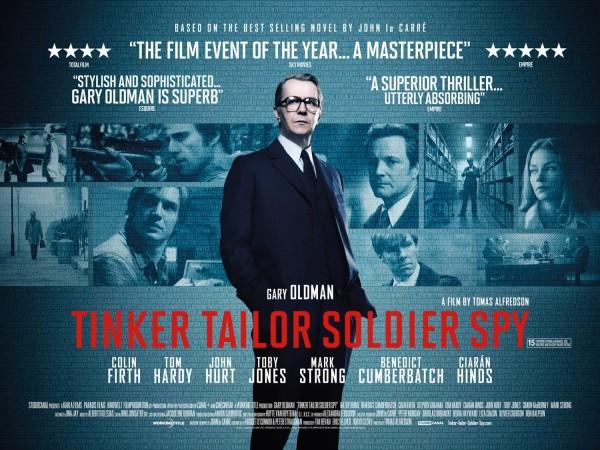 la taupe, anglais, Cinéma, Espionnage, film, gary odlman, john Le Carré