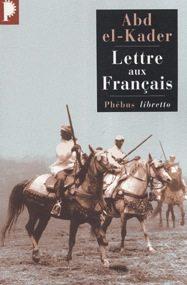 abd el-kader lettres aux français