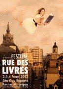 rue des livres, festival, guy ropartz, mars, Khara, roman, polar, BD