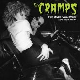 The Cramps, File under Sacred Music, compilation, file under sacred music early singles, 1978-1981, Unidivers, David Norgeot