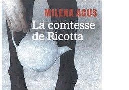 Comtesse de Ricotta, milena gus, liana levi, françoise brun