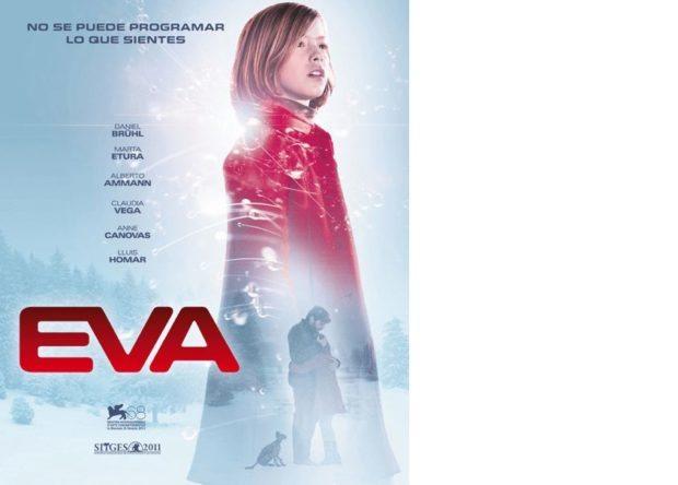 eva, science-fiction, espagnol, goya, Kike Maillo, Claudia Vega