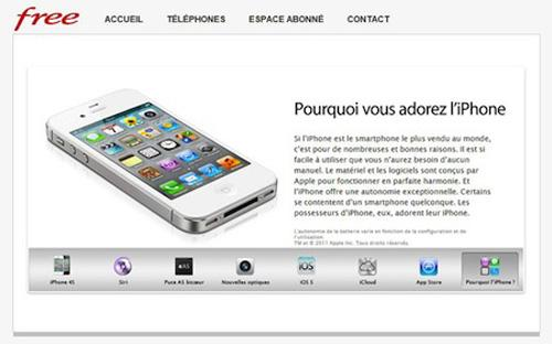 liphone-4s-free-mobile