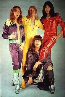 Sweet (The Sweet avant 1975) est un groupe de glam rock britannique des années 1970