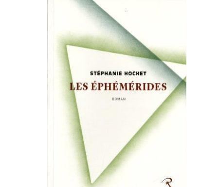 Stéphanie Hochet, Les éphémérides, Rivages, Dogs, apocalypse, féminisme, The Wanderer, tératolalie, La distribution des lumières