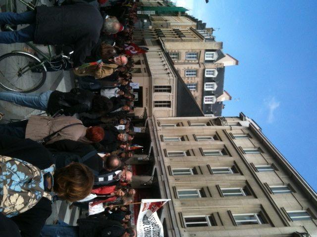 manif, premier mai, rennes, sarkozy, manif, premier mai, Rennes, 1er mai, révolution, défilé, manifestation