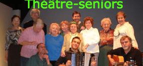 Théâtre, gérontologie, La Salle d'attente, série, retraités, Jacques Leforestier, CCAS de Gentilly