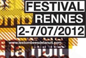 Dominique A, La Fossette, Banda de Holguin, Ferré, Marcel Kanche, tombées de la nuit, créations, musiques, Rennes, théâtre, juillet 2012
