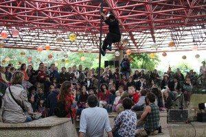 Rennes, tombées de la nuit, Dominique A, cirque, Galapiat, Mythos, les Femmes à Barbe, Grooms, arts, Thabor, triangle, place de la mairie