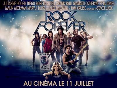 Rock Forever, Def Leppard, Foreigner, Journey, Poison, Twisted Sister, Broadway, Hard FM, Decline of Western civilization, boy next door, comédie musicale, Hollywood,