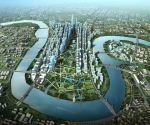 ville écologique, tianjin, chine, Hai He, pékin, benjing, Hai He, écologie, vert, ZDET, TEDA, Zone de Développement