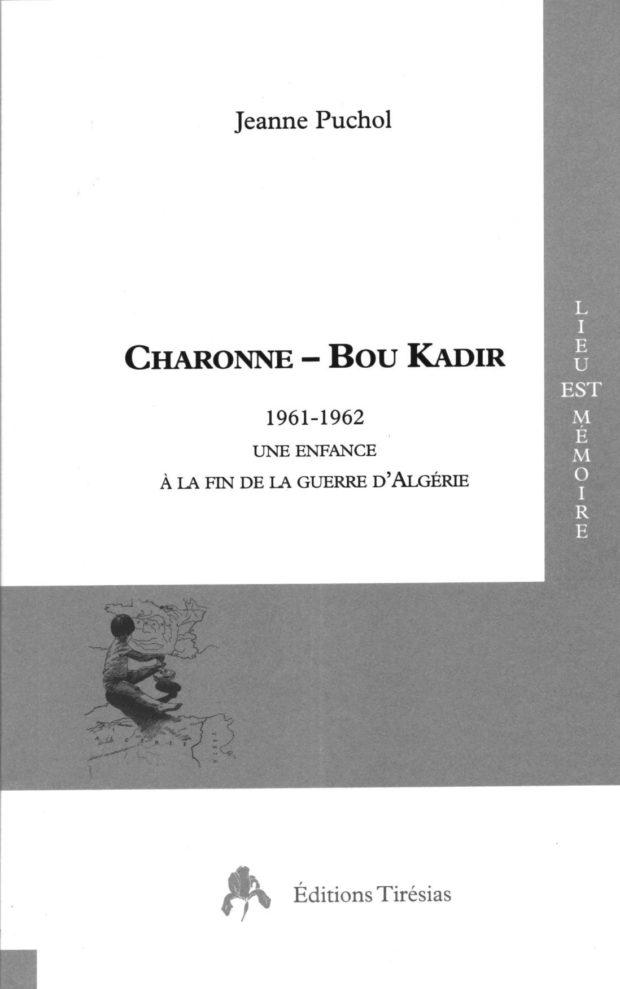 BD Charonne-Bou Kadir de Jeanne Puchol : Symbolisme et guerre d'Algérie