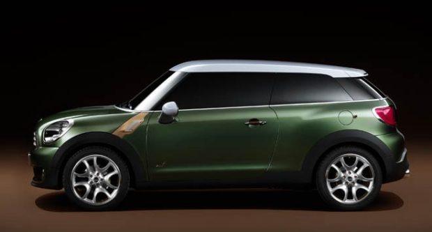 Mondial de l'automobile Minipaceman