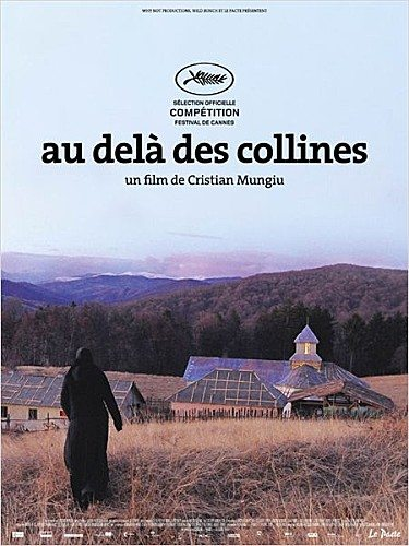 Au-delà des collines, Cristian Mungiu, possession, foi, orthodoxie, roumanie
