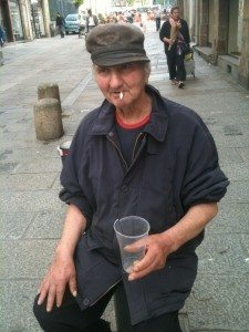 clochard, riton, rennes, rue Le bastard
