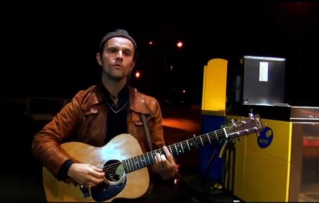 David Delabrosse, (Presque) Solo, musique,