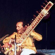 Ravi Shankar, raga, Gange, Satyajit Ray, Anoushka ShankarBénarès,