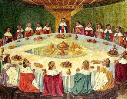 Ciboire, calice, coupe, Stéphanie Vincent, Chrétien de Troyes, Perceval,Graal, roi Arthur, Perceval, Roi Pêcheur, Graal, hostie, chevalerie, célestine