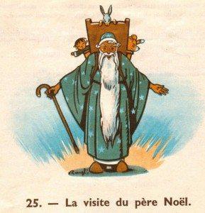 ray lamber, Pere Noel