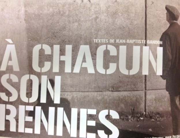 Extrait de Rennes comme un livre, édition du Cherche Midi