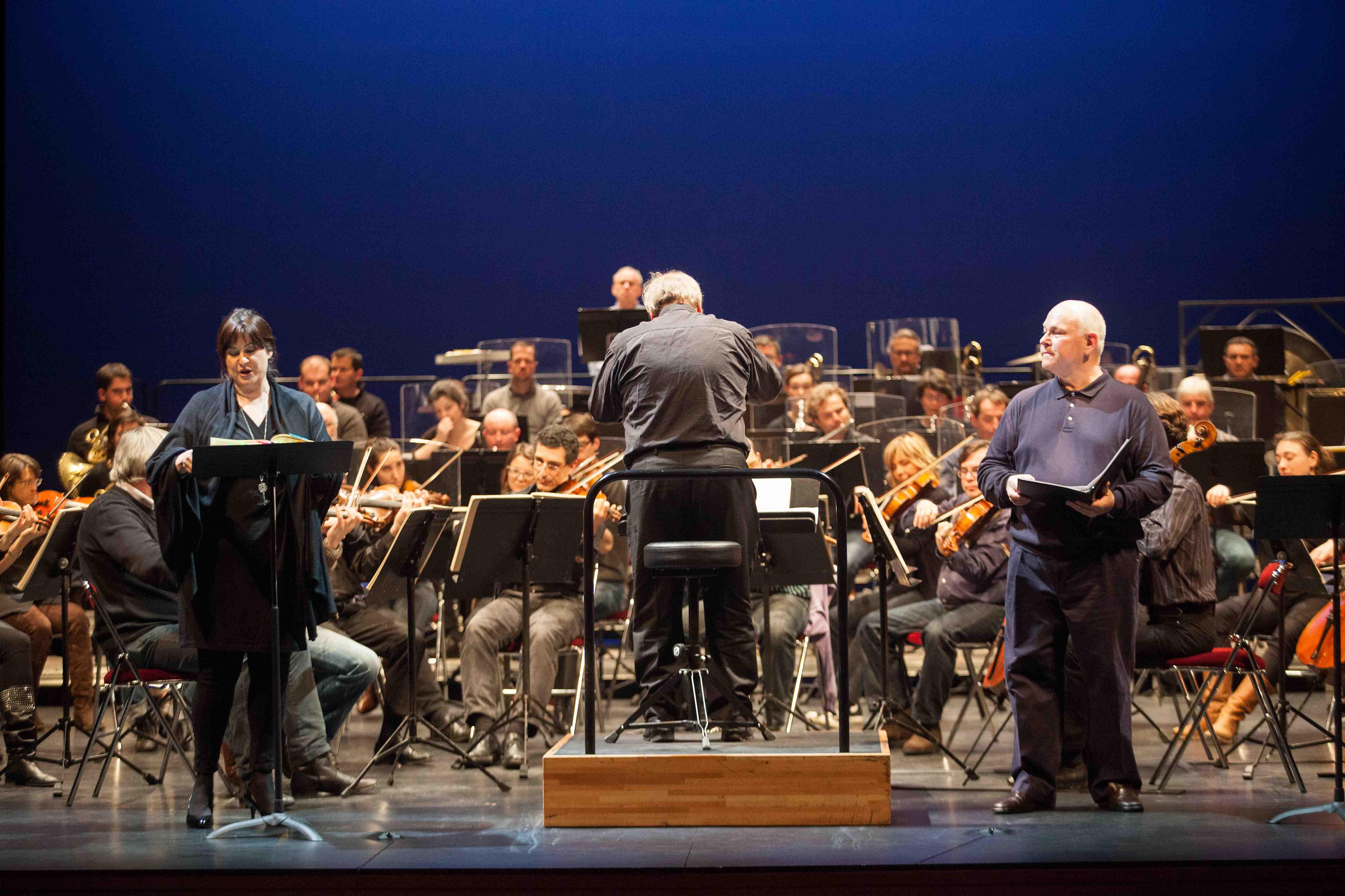 La Walkyrie à l'Opéra de Rennes le 7 février 2013