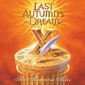 Ten Tangerine Tales de Last Autumn's Dream