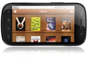Des livres dans son smartphone