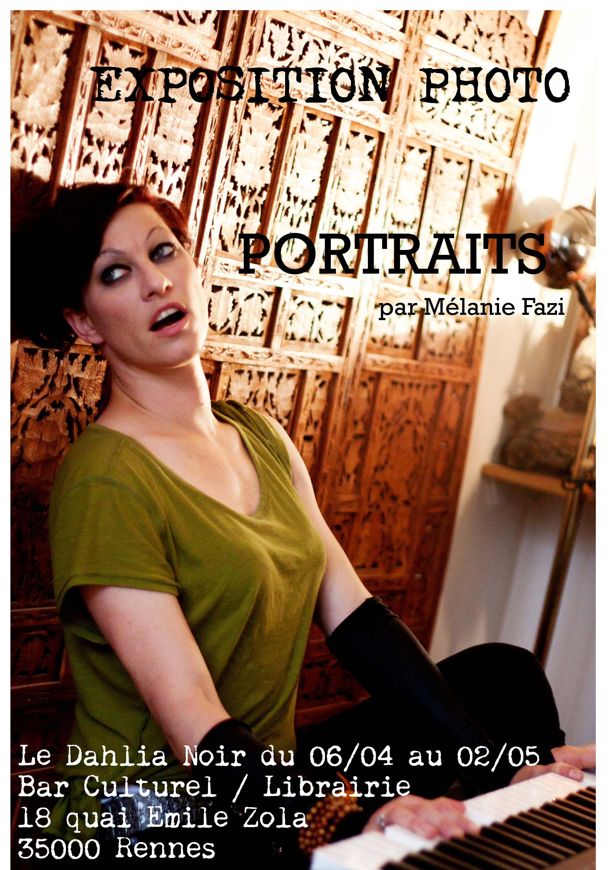 Affiche Portraits