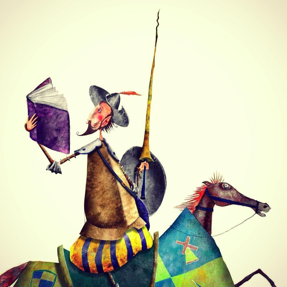 Lire Don Quichotte Gratuit