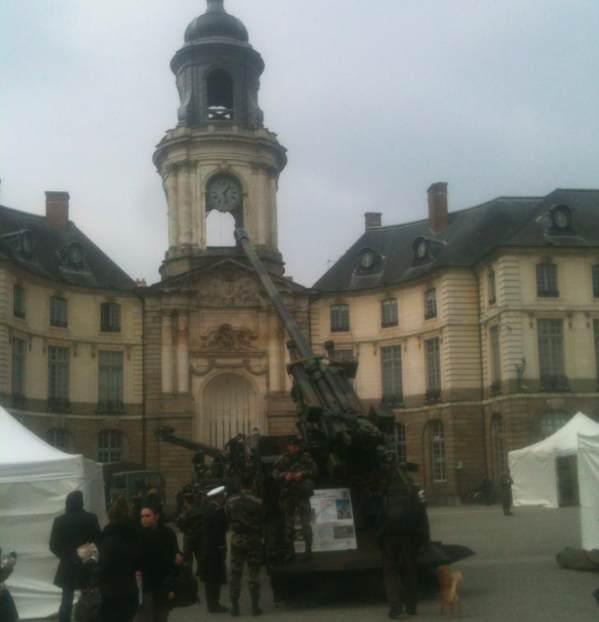 rennes, armée de terre, recrute, mairie
