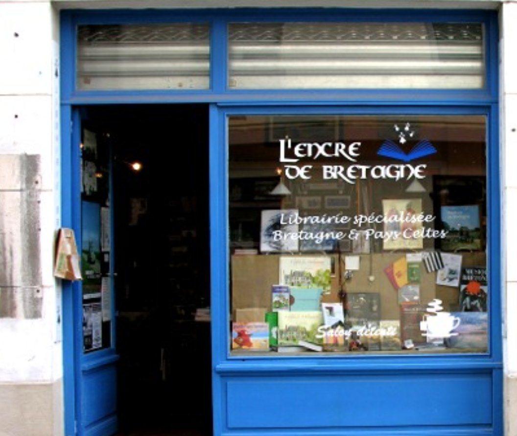 L'Encre de Bretagne librairie Adresse : 28 Rue Saint-Melaine, 35000 Rennes Téléphone :02 99 63 98 35